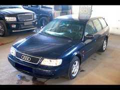 Мурманск Audi A6 1996