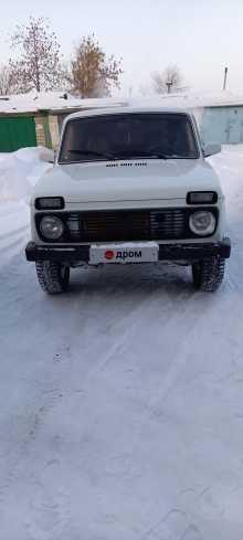 Новотроицк 4x4 2121 Нива 1983