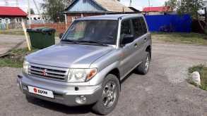 Омск Pajero Pinin 2002