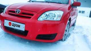 Рузаевка Corolla 2006