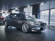 Москва Mazda6 2021