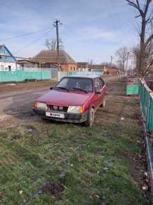 Новоплатнировская 2108 1998