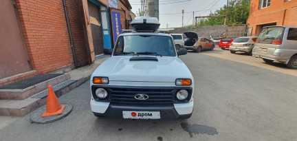 Красноярск 4x4 Урбан 2016