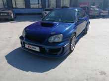 Новосибирск Impreza WRX STI