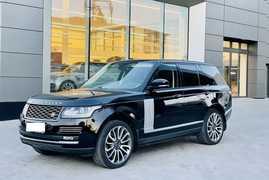 Ростов-на-Дону Range Rover 2016