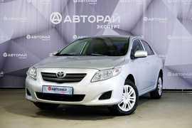 Ульяновск Corolla 2007
