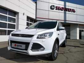 Иркутск Ford Kuga 2013
