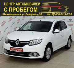 Нижневартовск Renault Logan 2014