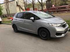 Владивосток Honda Fit 2018