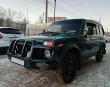 Ижевск 4x4 Бронто 2001