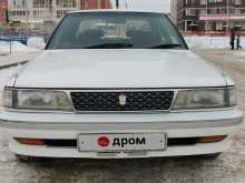 Новосибирск Chaser 1991