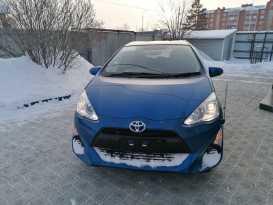 Омск Toyota Aqua 2016