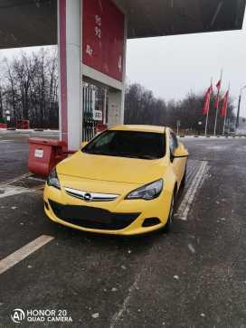 Елец Astra GTC 2012