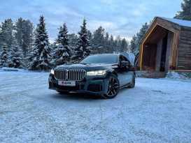 Иркутск BMW 7-Series 2019