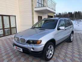 Белогорск BMW X5 2001