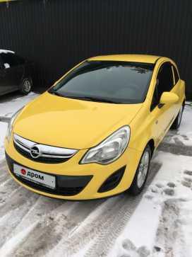 Псков Opel Corsa 2011