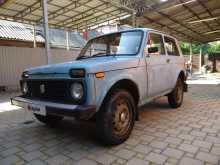 Краснодар 4x4 2121 Нива 1989