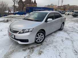 Владивосток Toyota Allion 2011