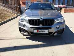 Иркутск BMW X6 2017