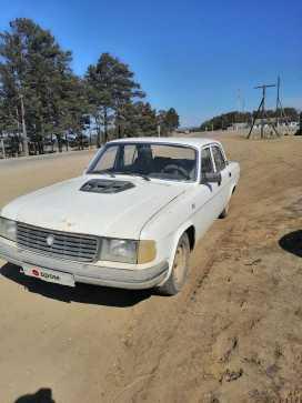Петровск-Забайкальский 31029 Волга 1994