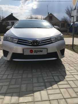 Белгород Corolla 2014
