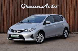 Чебоксары Toyota Auris 2013