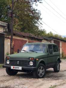 Казань 4x4 2121 Нива 1990