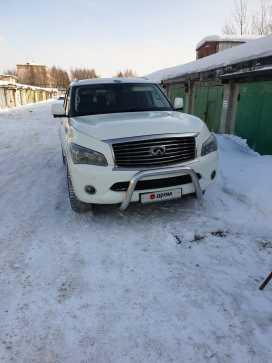 Нижневартовск QX56 2012