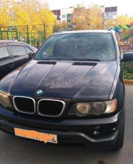 Южно-Сахалинск BMW X5 2001