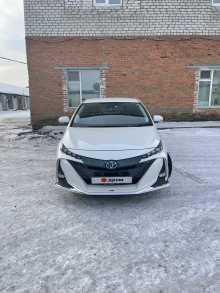 Белогорск Prius PHV 2017