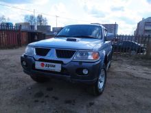 Сыктывкар Pajero Sport 2006