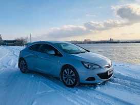 Иркутск Astra GTC 2012
