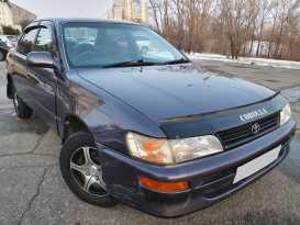 Хабаровск Corolla 1992