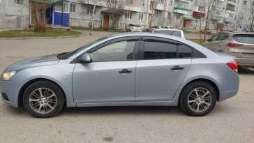 Прокопьевск Cruze 2012