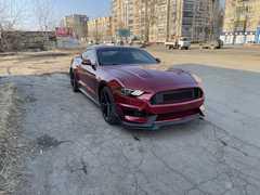 Хабаровск Ford Mustang 2019