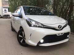 Якутск Toyota Vitz 2014