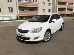Краснокаменск Astra 2011