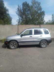 Ордынское Tracker 2002