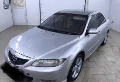Новочеркасск Mazda6 2003