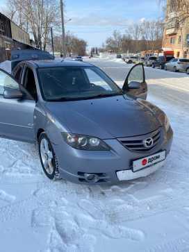 Омск Mazda3 2004