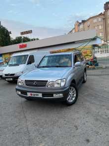 Пятигорск LX470 2001