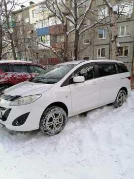 Петропавловск-Камчатский Mazda Premacy 2011