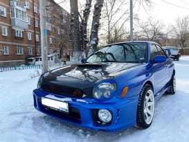 Улан-Удэ Impreza WRX 2002