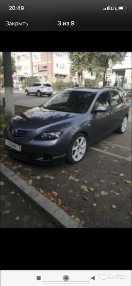 Казань Mazda3 2003