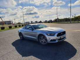 Сочи Mustang 2015