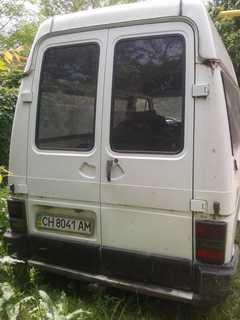 Севастополь Trafic 1996