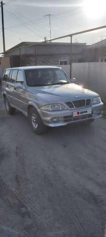 Новосибирск Musso 2000