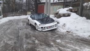 Красноярск Eclipse 1998