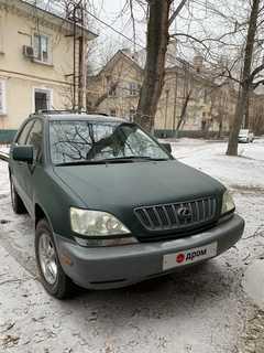 Саратов RX300 2001