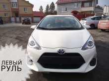 Екатеринбург Prius C 2016